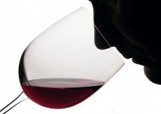 Het ruiken van de wijn