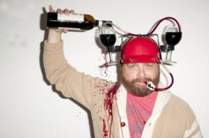 Een wijndrinker is geen bierdrinker.